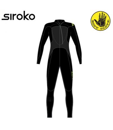 Body Glove 2015 Siroko Bk/Zip 4/3 Fullsuit Black