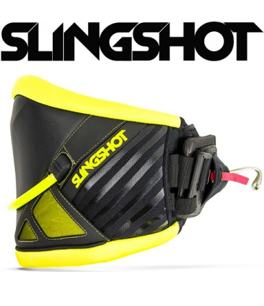 Slingshot 2017 Ballistic Harness Lemon