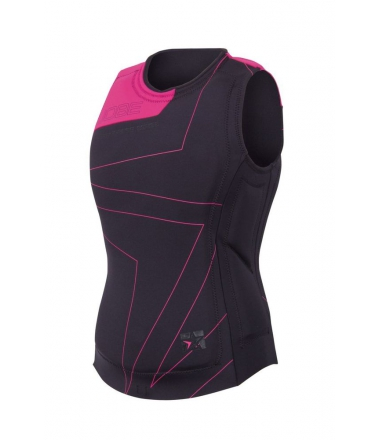 Jobe Progress Comp Vest Ladies Pink