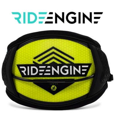RideEngine 2017 Hex Core Volt Yellow Harness