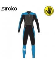 Body Glove 2015 Siroko Bk/Zip 4/3 Fullsuit Blue