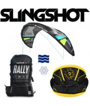 Кайткомплект Slingshot Rally 2017 + трапеция