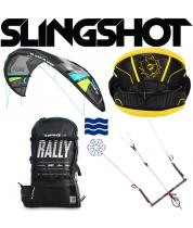 Кайткомплект Slingshot Rally 2017 + планка+трапеция