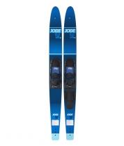 "Водные лыжи JOBE 17 Allegre Combo Skis Blue 67"""