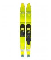 """Водные лыжи JOBE 17 Allegre Combo Skis Yellow 67"""""""