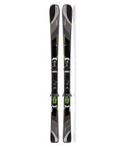 Elan Amphibio 78 Carbon F + крепления EL 11.0 (2014)