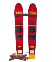 "Водные лыжи JOBE 17 Hemi Trainers 46"""