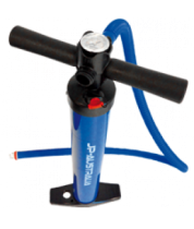JP SUP PUMP (BLUE) double action с манометром