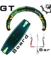 Кайткомплект Slingshot Rally GT + Планка + Доска