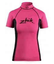 Гидромайка Zhik Spandex Top S/S (Women) Pink